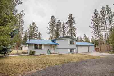 Nine Mile Falls Single Family Home Ctg-Inspection: 11559 W Greenfield Rd