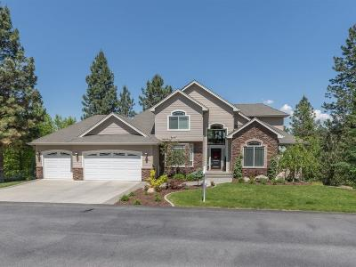 Spokane Valley Single Family Home For Sale: 13915 E Bellessa Ln