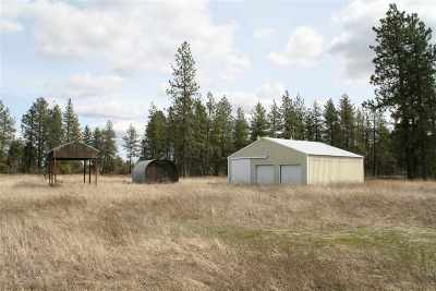 spokane Residential Lots & Land Ctg-Inspection: Nsa N Old Trails Rd