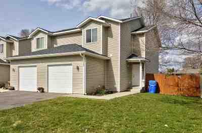 Spokane Valley Condo/Townhouse For Sale: 13405 E Sprague Ave #C-104