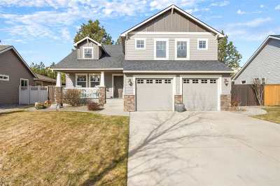 Spokane Single Family Home Chg Price: 9213 N Sundance Dr