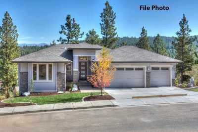 Spokane Single Family Home For Sale: 74xx N Quamish Dr