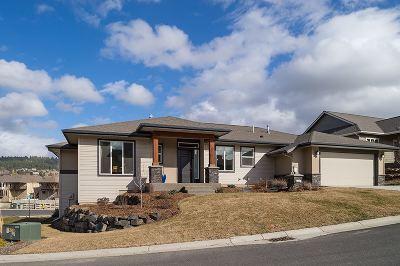 Spokane, Spokane Valley Single Family Home For Sale: 4303 S Bernson Ln