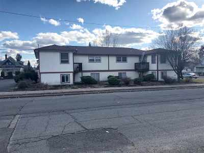 Spokane Multi Family Home Ctg-Inspection: N Madison