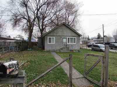 Spokane Valley Single Family Home For Sale: 318 N Greenacres Rd