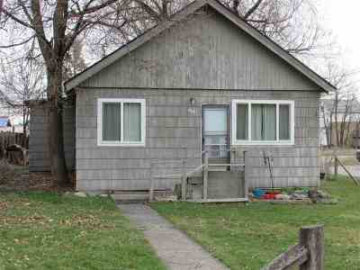 Spokane Valley Multi Family Home For Sale: N Greenacres