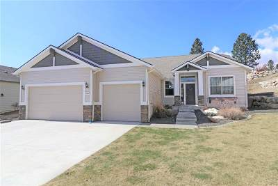 Spokane Single Family Home For Sale: 7607 E Ruby Ln