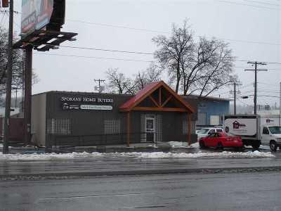 Spokane Valley Commercial For Sale: E Sprague