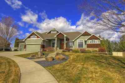 Single Family Home For Sale: 16807 E 20th Ct