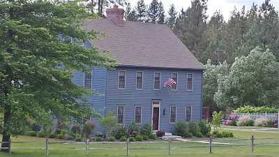 Spokane Single Family Home For Sale: 8102 S Hangman Valley Rd