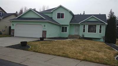 Single Family Home For Sale: 6843 N Oxford Ln