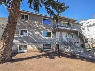 Spokane Multi Family Home For Sale: W Gardner