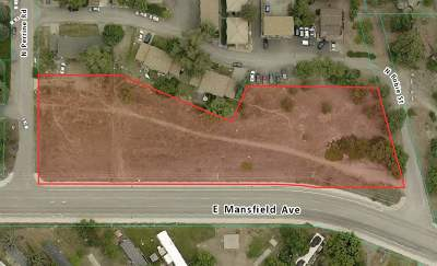 Spokane Valley Residential Lots & Land For Sale: E Mainsfield