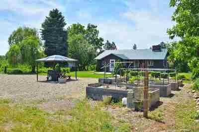 Single Family Home For Sale: 3720 E Bridges Rd