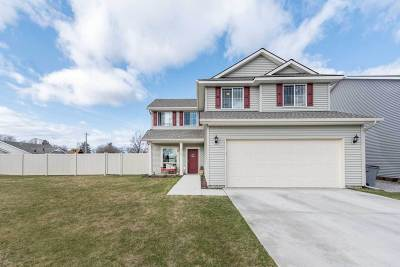 Spokane Valley Single Family Home For Sale: 4703 N Marcus Ln