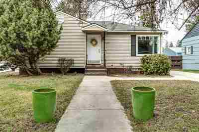 Spokane Single Family Home For Sale: 1227 E 40th Ave