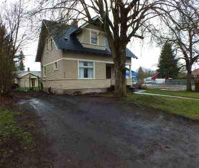 Spokane Single Family Home Bom: 2410 E Mission Ave #2408 E M
