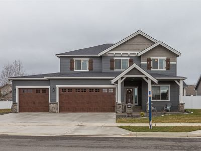 Spokane Valley Single Family Home Ctg-Inspection: 1914 S Sundance Dr