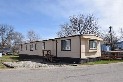 Spokane Valley Mobile Home For Sale: 11920 E Mansfield Ave #84