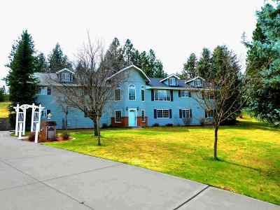 Spokane Valley Single Family Home Chg Price: 10720 E Gertrude Dr