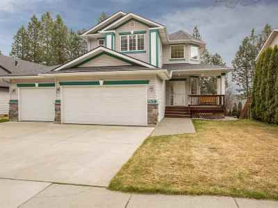 Spokane Single Family Home For Sale: 7015 S Shelby Ridge St