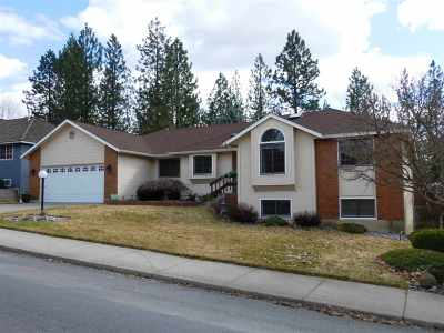 Spokane Single Family Home For Sale: 4415 W Skyline Dr