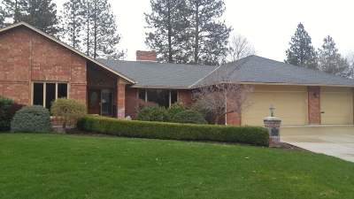 Spokane Single Family Home Chg Price: 801 W Dover Ct