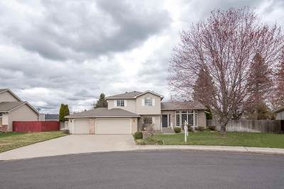 Spokane Single Family Home For Sale: 5906 W Pima Ct
