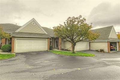 Spokane County Condo/Townhouse For Sale: 221 E Rockwood Blvd, #8 #Villa #8