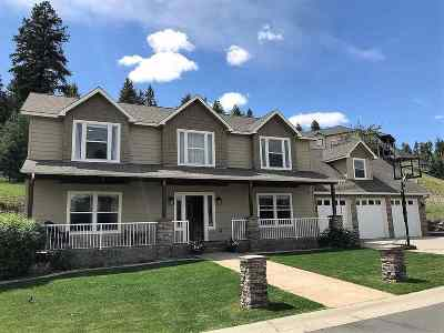 Spokane, Spokane Valley Single Family Home For Sale: 1427 W Gail Jean Ln
