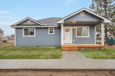 Spokane County Single Family Home For Sale: 7125 N Crestline St #Unit 4