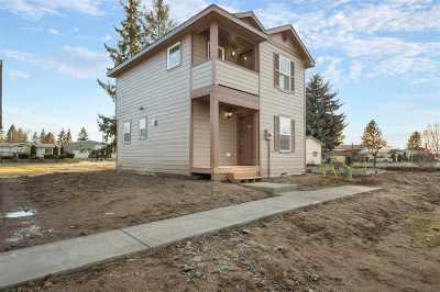 Spokane County Single Family Home For Sale: 7125 N Crestline St #Unit 6