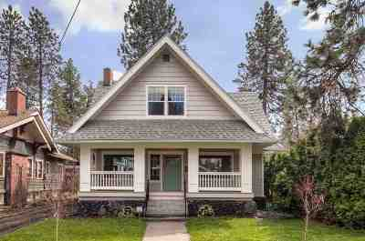 Single Family Home Ctg-Inspection: 217 W 16th Ave
