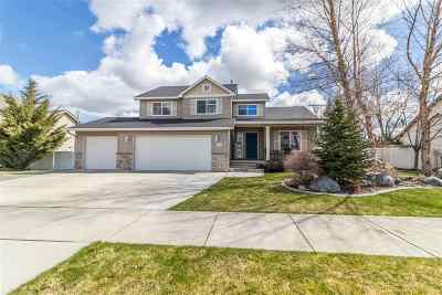 Spokane Valley Single Family Home Ctg-Inspection: 3507 S Woodlawn Dr
