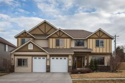 Spokane WA Single Family Home Ctg-Inspection: $359,900