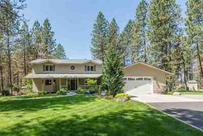 Spokane Single Family Home Ctg-Inspection: 16117 N Cirrus Dr