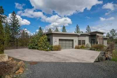 Spokane Single Family Home For Sale: 609 S A St