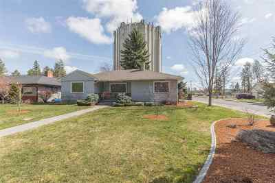 Spokane, Spokane Valley Single Family Home For Sale: 3227 S Manito Blvd
