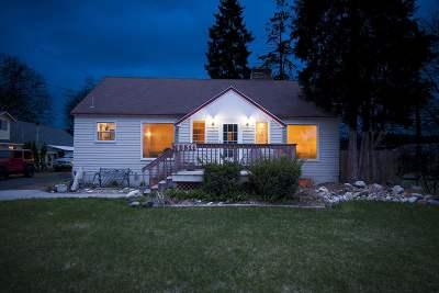 Spokane Valley Single Family Home New: 2511 N Center Rd