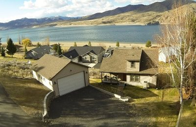 Single Family Home For Sale: 45279 N Hanson Harbor Rd