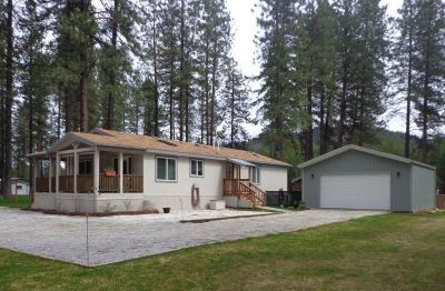 Mobile Home Pending: 4100 Swallows Rd