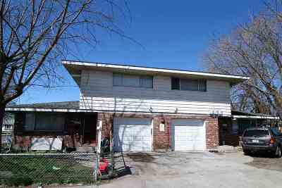 Spokane Multi Family Home New: N Nevada