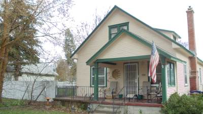 Single Family Home For Sale: 2111 W Indiana Ave