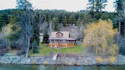 Cusick Single Family Home For Sale: 408171 Hwy 20 Hwy