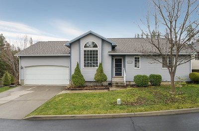 Spokane Single Family Home New: 4919 S Kenzie Ln
