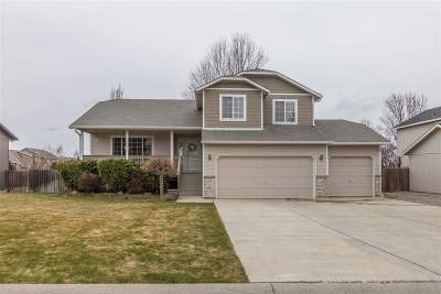 Spokane Single Family Home New: 6006 S Julia Ct