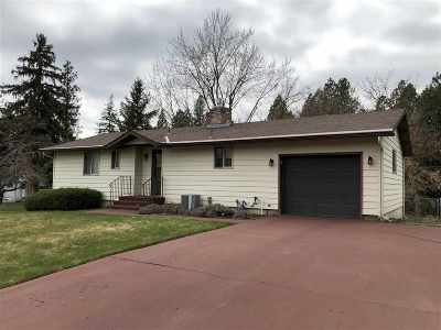 Airway Heights, Medical Lk Single Family Home Ctg-Inspection: 845 N Howard St