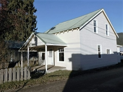 Ione Single Family Home For Sale: 104 N Central Ave