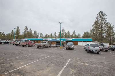 Chattaroy Commercial For Sale: E Westwood