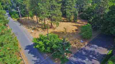 Spokane Residential Lots & Land For Sale: W Cliff